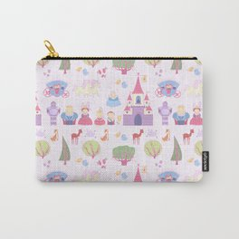 Fairytale Pattern Carry-All Pouch