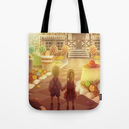 To the Candy House Tote Bag