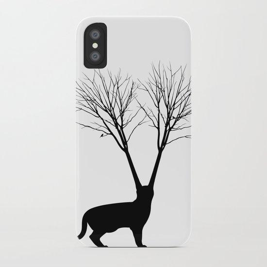 Cat Tree iPhone Case