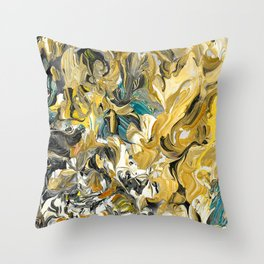 Solar Eclipse 1 Throw Pillow