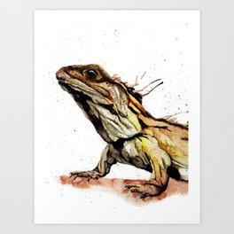 Tautara Art Print