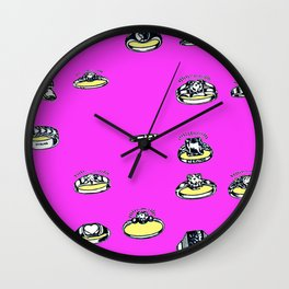 Ringing Engagement Wall Clock