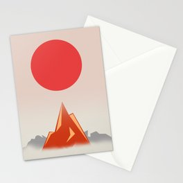 Himalayan zen Stationery Cards