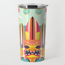 Tiki Travel Mug