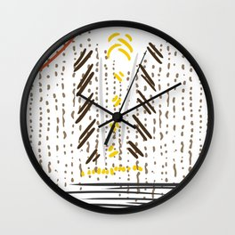 Balanç Wall Clock