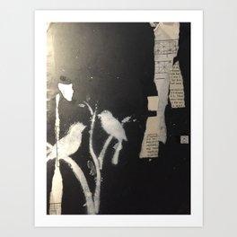 nightline Art Print