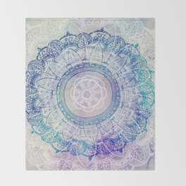 Free Mandala Throw Blanket