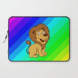 baby toon lion Laptop Sleeve