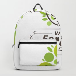 World Forestry Day Backpack