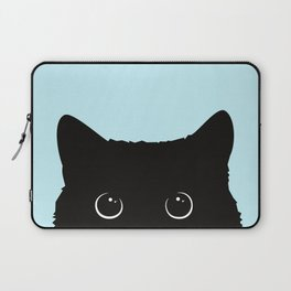 Black cat I Laptop Sleeve