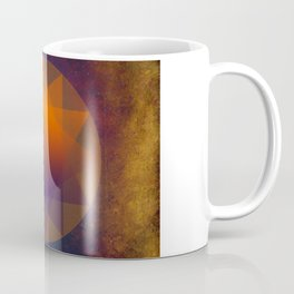 Merkaba, Abstract Geometric Shapes Coffee Mug