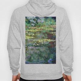 Claude Monet Le Bassin des Nympheas Hoody