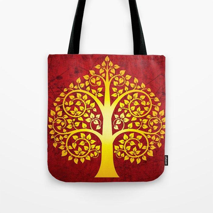 Bodhi Tree0101 Tote Bag