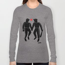 Sweethearts hooligans Long Sleeve T-shirt