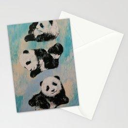 Panda Karate Stationery Cards