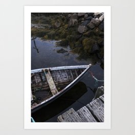 Peggy's Cove, NS Art Print
