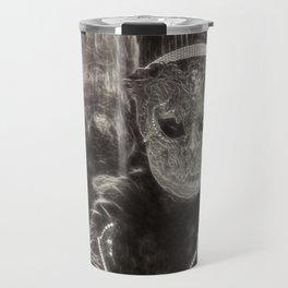 Goth at Venice Travel Mug