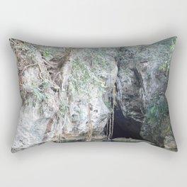 Mouth of Xibalba Rectangular Pillow