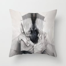 Cloth Architect Throw Pillow