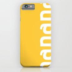 Colors - Banana iPhone 6s Slim Case