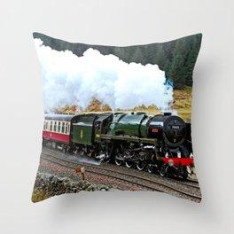 70000 Britannia Throw Pillow