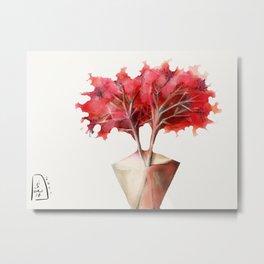 Flor 2 Metal Print