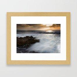 Las Rotas II Framed Art Print