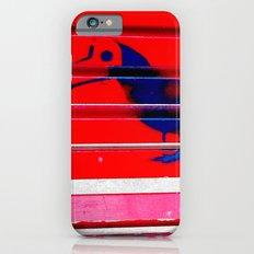 Even the birds wear masks here iPhone 6s Slim Case
