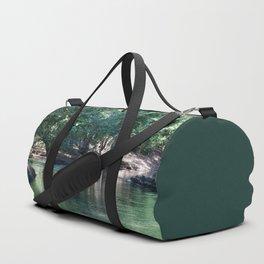 Tranquil Stream Duffle Bag