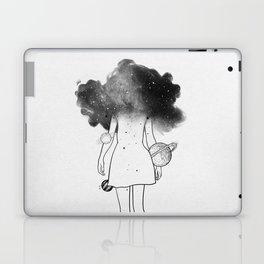 Disappear in yourself. Laptop & iPad Skin