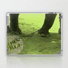 Born 2 be Free Laptop & iPad Skin