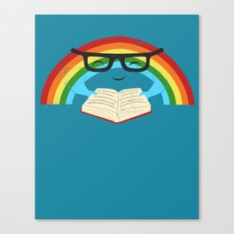 Brainbow Canvas Print