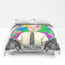 Dean Pelton Comforters