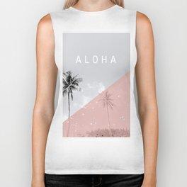 Island vibes - Aloha Biker Tank