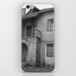 Lost on a half iPhone Skin