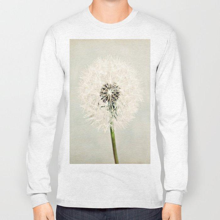 Dandelion Dreams  Long Sleeve T-shirt