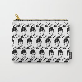 Audrey Hepburn Golightly Girl Carry-All Pouch