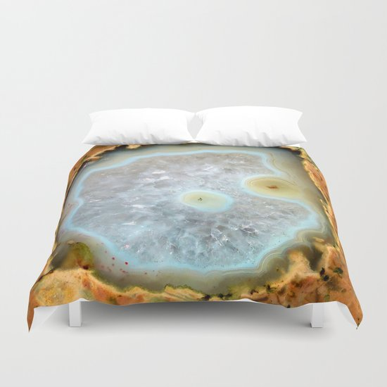 Looking OUT! Duvet Cover