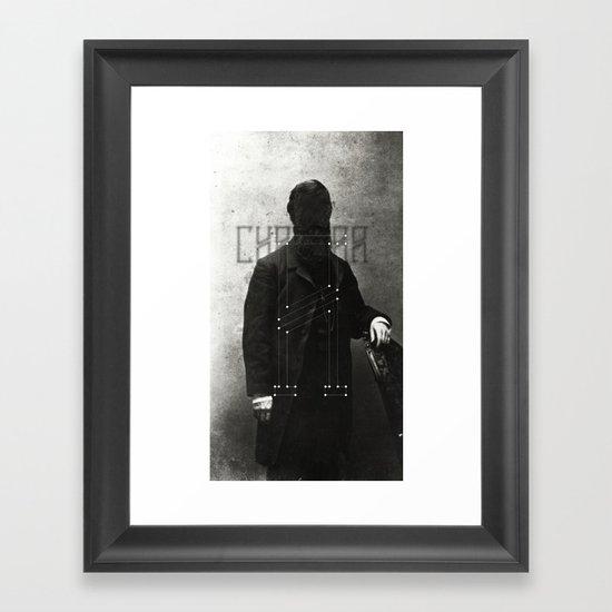 Changaa Framed Art Print