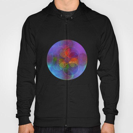 Rainbow Bubbles Hoody