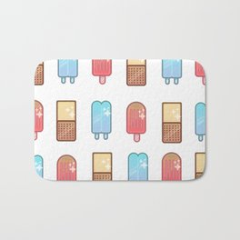 Ice Cream Bath Mat