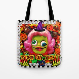 Trouble Trixie Tote Bag