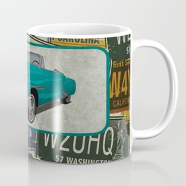 License Please Coffee Mug