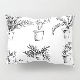 Mexican Flora Pillow Sham