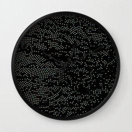 Planet Surface Circle Wall Clock