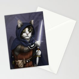Rogue Cat Stationery Cards