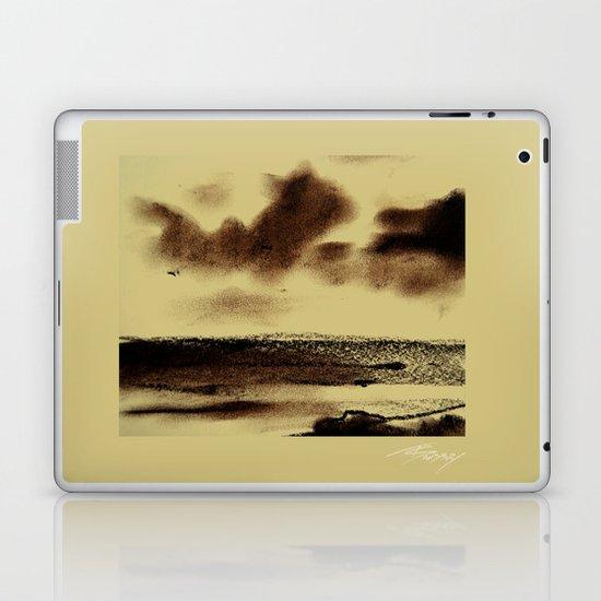 the arrival IV Laptop & iPad Skin