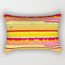 easy stripes Rectangular Pillow
