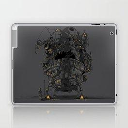 Clamped Laptop & iPad Skin