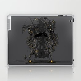 Clamped Laptop & iPad Skin
